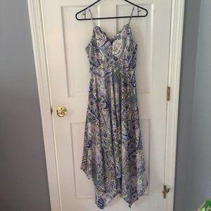 Francesca's Alya Maxi Dress